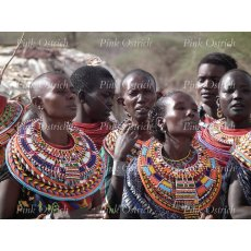 samburu ladies dancing