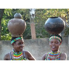 zulu women with pots
