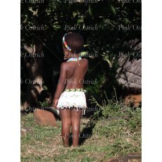 Young Zulu Girl